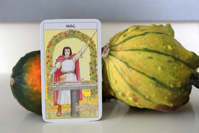 Tarotová karta Mág